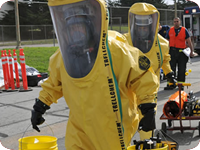 Atendimento as Urgências com Produtos Perigosos
